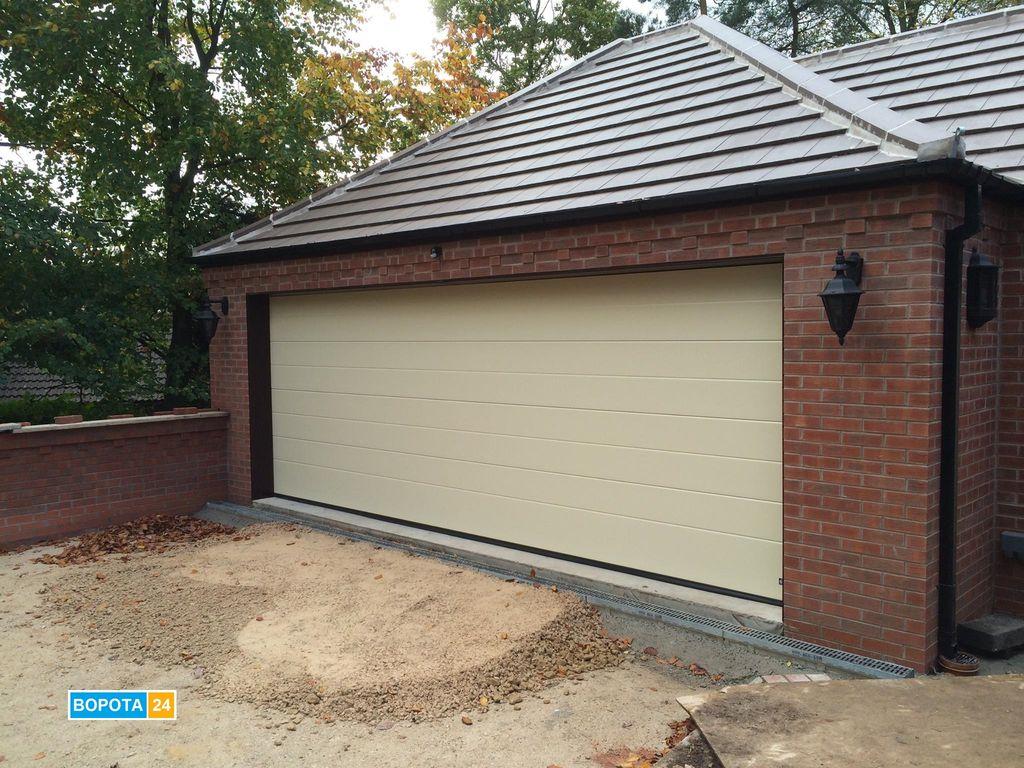 купить ворота для гаража запорожье