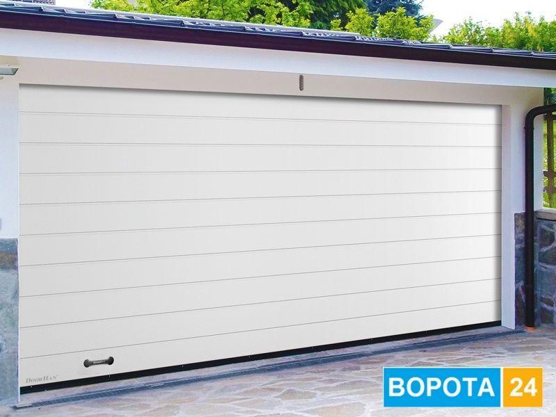 купить гаражные ворота акции киев